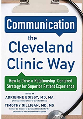 Amazon Communication The Cleveland Clinic Way How To Drive A