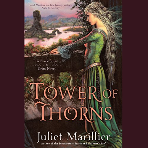 Tower of Thorns: Blackthorn & Grim, Book 2 cover