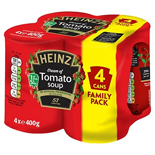 Original Heinz Cream Of Tomato Soup Imported From The UK England The Best Of British - Cream Tomato Of Heinz Soup