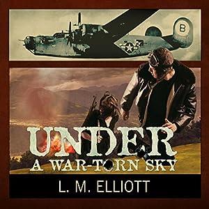 Under a War-Torn Sky Audiobook