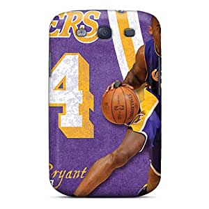 Egu-651-eys Los Angeles Lakers Awesome High Quality Galaxy S3 Case Skin