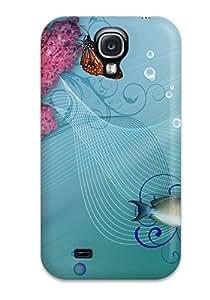 Galaxy S4 Hard Case With Awesome Look - PUfVGlQ8400Ewyrb