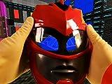 The Red Power Ranger