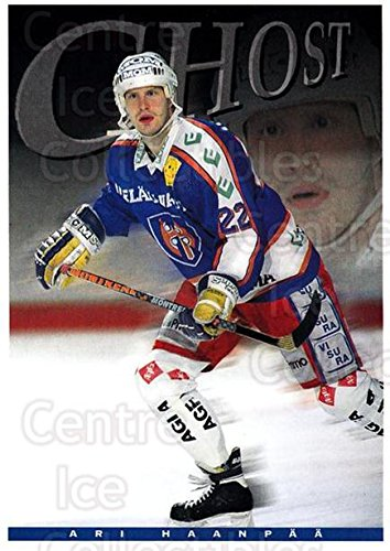 fan products of (CI) Ari Haaanpaa Hockey Card 1994-95 Finnish Tappara Tampere Postcards 2 Ari Haaanpaa