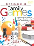 The Treasury of Family Games, Jim Glenn and Carey Denton, 0762104317