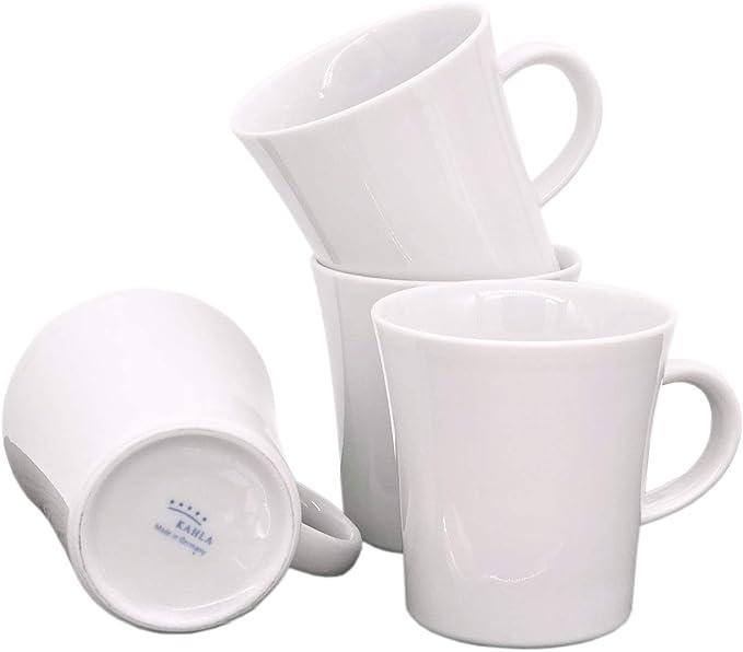 TASSE WEISS KAHLA Porzellan 2.Wahl 300ml Cup Kaffeetasse
