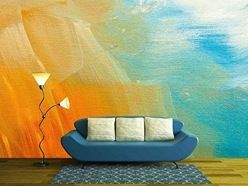 - wall26 Artistic Texture Background - Removable Wall Mural | Self-adhesive Large Wallpaper - 100x144 inches