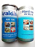 Araldite Standard Epoxy Adhesive (Resin 1kg + Hardener 800g) 1.8kg