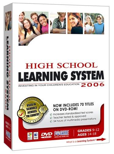 - High School Learning System 2006 DVD (PC & Mac)