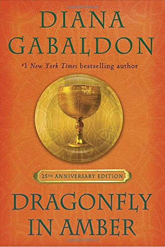 Dragonfly in Amber (25th Anniversary Edition) by Doubleday Canada
