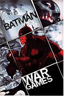 amazon batman war games act 01 outbreak various shonen boys