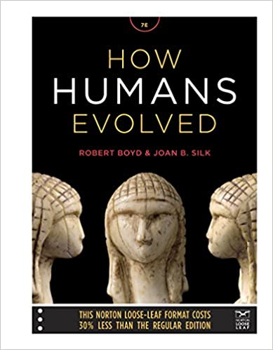 Amazon how humans evolved seventh edition 9780393614862 how humans evolved seventh edition 7th edition fandeluxe Choice Image