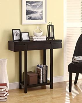 Coaster CO-950135 Console Table, Cappuccino