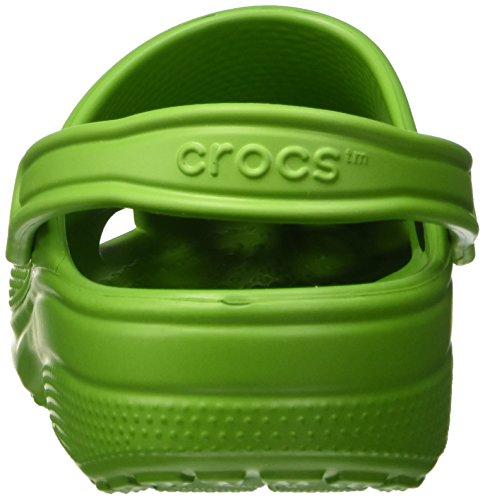 Crocs Unisex Klassisk Tette Papegøye Grønne