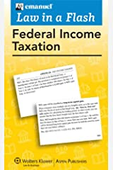 Federal Income Tax Liaf 2010 (Law in a Flash) Cards