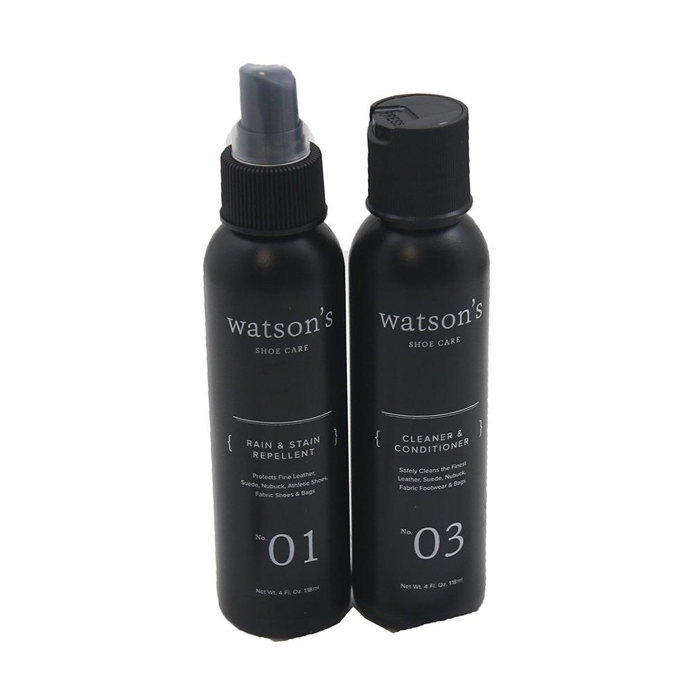 fd2b30d3973b7 Amazon.com: Watson's Premium Suede/Nubuck Clean Protect & Prolong Shoe Care  Kit 5-Piece: Shoes