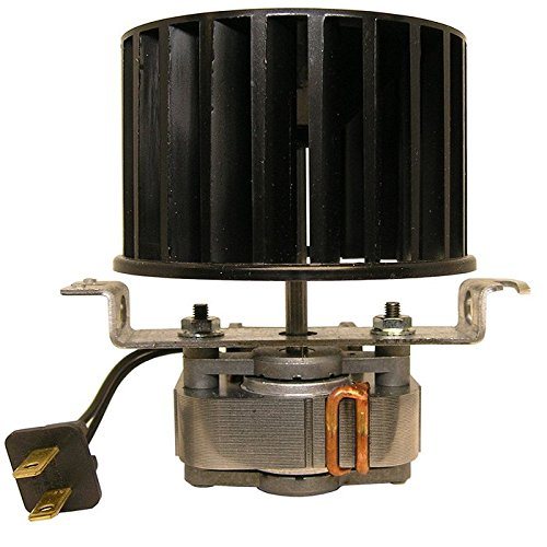 Broan S97009796 Replacement Fan Blower Assembly for Bulb ()