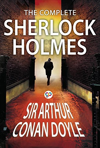 Sherlock Holmes ALL 4 NOVELS in one eBook!