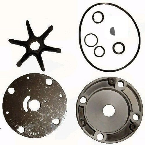 Water Pump Kit with Housing for OMC Sterndrive Stringer Mounts replaces 983218
