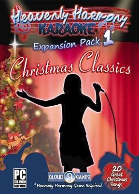 Heavenly Harmony Karaoke Expansion Pack 1: Christmas Classics Cd-rom