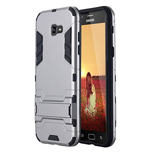 LONTECT Shock Absorption Kickstand Feature Protective