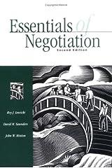 Essentials of Negotiation Paperback