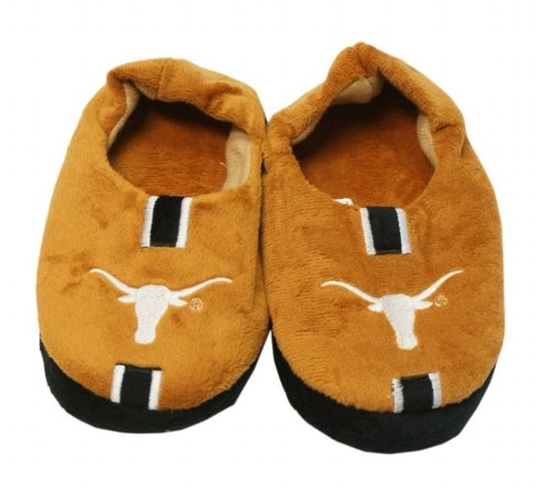 (Forever Collectibles NCAA Texas Longhorns SlippersSlippers, Team Colors, One Size)
