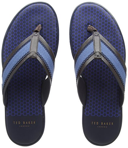Ted Baker Men Knowlun Open Toe Sandals Brown (Brown #A52a2a)