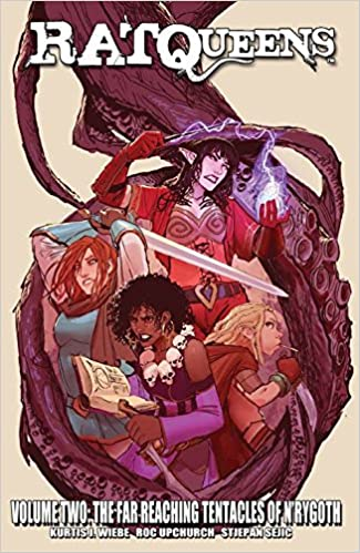 Image result for rat queens volume 2