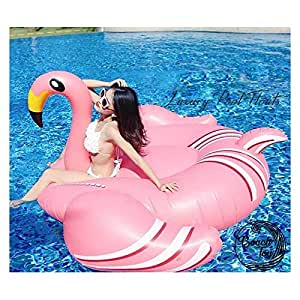 beachtoy colchón hinchable flotador gigante Flamingo ...