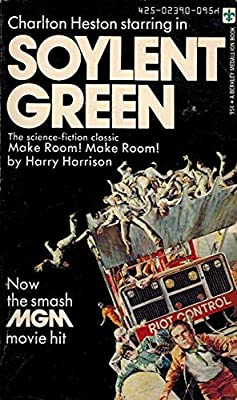 Soylent Green Harrison Harry Amazon Com Books
