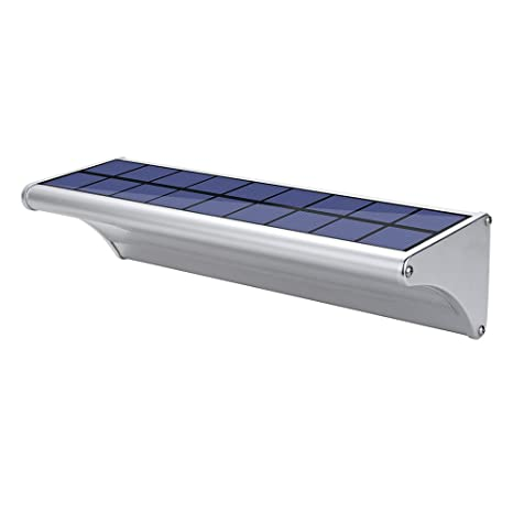 daskoo SP de 1612lw impermeable 8.1 W de radar sensor de movimiento LED Solar Luz 2.65
