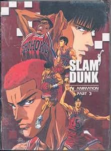 Slam Dunk Part 3 - Anime DVD Box Set 3 Disc