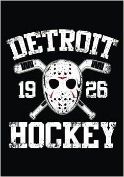 Detroit 1926 Hockey: Hockey Journal & Personal Stats Tracker 100 Games por Dartan Creations Gratis
