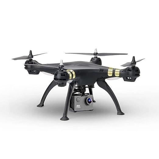 LIULAOHAN Teledirigido Drone, teléfono móvil FPV 4K HD con Control ...