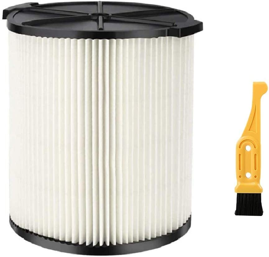 Vf4000 Replacement Filter for RIDGID 5-20 Gallon Wet/Dry Vacuums & Husky 6-9 gallon Vacuum, Replacement Vf4000 Filter 1PACK