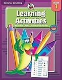 Learning Activities, Grade 1, Carson-Dellosa Publishing Staff, 0769679919