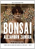 Front cover for the book Bonsai by Alejandro Zambra