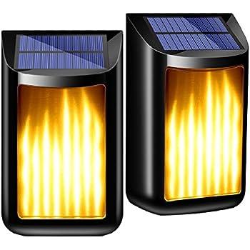 Amazon Com Philwin Solar Lights Outdoor Waterproof