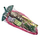 Cactus Candy Prickly Pear Marmalade and Jalapeno Jelly Chili Pepper Gift Basket
