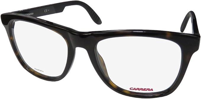 Carrera 4400 Mens Oversized Full-rim Famous Designer Modern Stunning Eyeglasses//Glasses