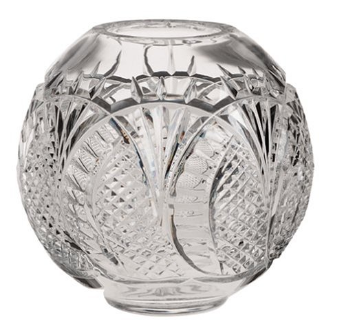Seahorse Centerpiece Bowl - Waterford Crystal Seahorse 6-Inch Rose Bowl