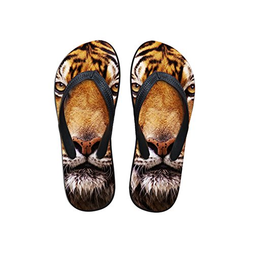 Nopersonality Bout Nopersonality Ouvert Tigre Femme Bout 15SqqwTBx