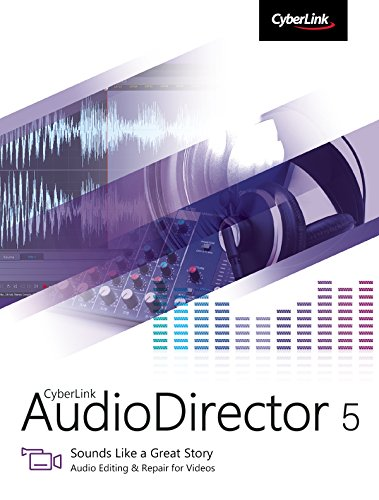 CyberLink AudioDirector 5 Ultra [Download] by Cyberlink