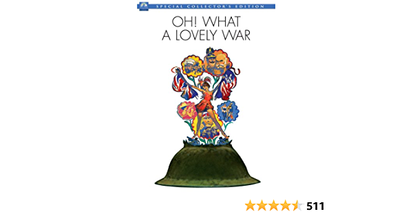 Oh! What a Lovely War [Reino Unido] [DVD]: Amazon.es