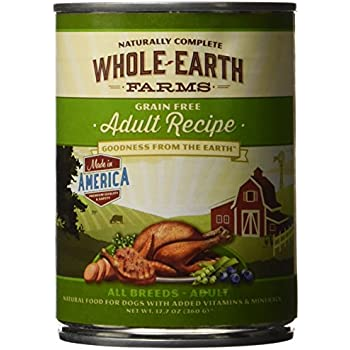 Whole Earth Farms Dog Food Amazon