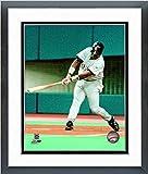 """Tony Gwynn San Diego Padres 3,000th MLB Hit Photo (Size: 12.5"""" x 15.5"""") Framed"""
