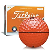 Titleist Velocity Orange AlignXL Personalized Golf Balls