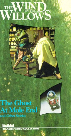 Price comparison product image The Wind in the Willows: The Ghost At Mole End and other stories [VHS]