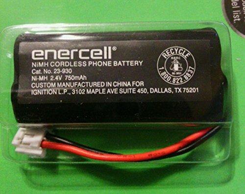 Enercell® 2.4V/700mAh Cordless Phone Battery for VTech®
